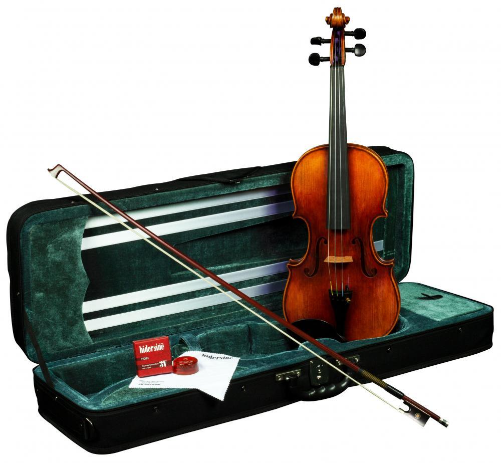 Hidersine Violin Espressione 4/4 Outfit - Stradivari